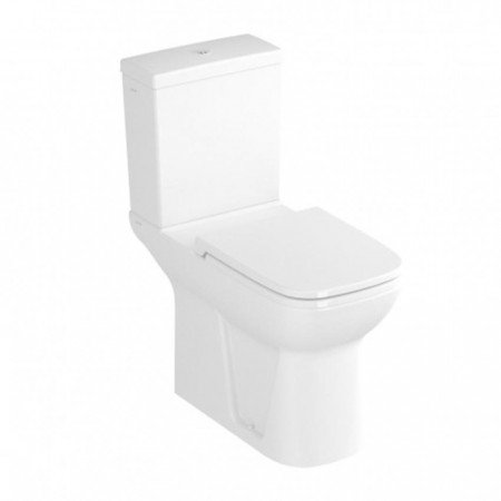 Vitra S20 Comfort Close-Coupled WC Pan - Pan Only - 5293L003-0075