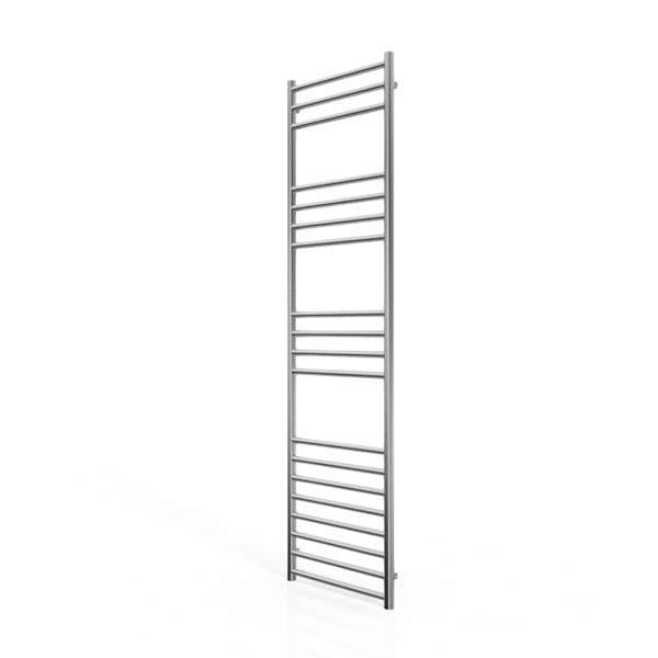 Cassellie Luxe Designer Heated Towel Rail - 1600mm x 450mm - Chrome