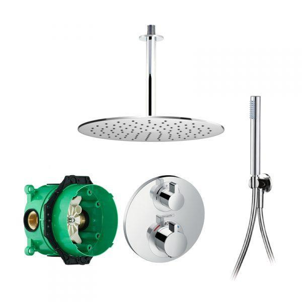 Abacus Emotion Plus Thermostatic Shower Kit EP04C
