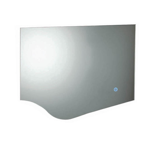 CLEARANCE Phoenix Wave 800mm LED Mirror With Heated Demister Pad