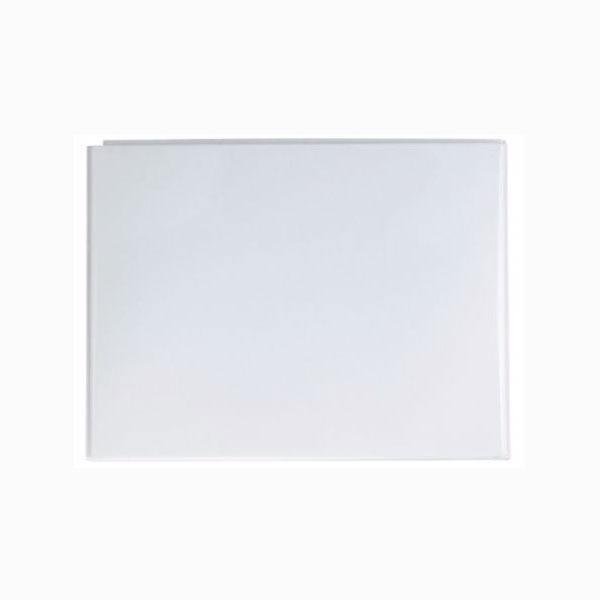 Cassellie Halle Return P and L-Shaped Bath End Panel - 700mm Wide - White