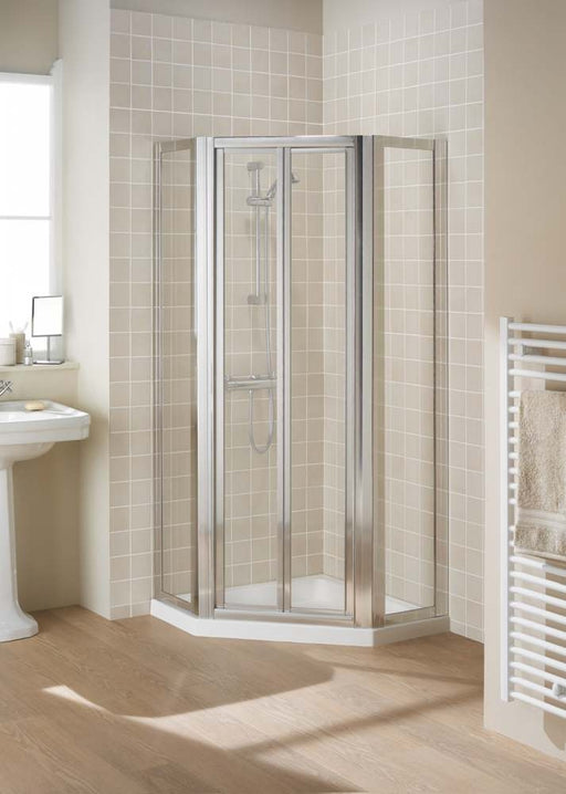 Lakes Classic Framed Pentagon Side Panels 700mm Wide
