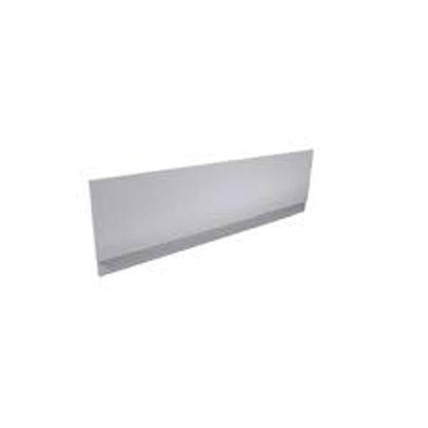 Cassellie MDF Adjustable Bath Front Panel - 1700mm Wide - White
