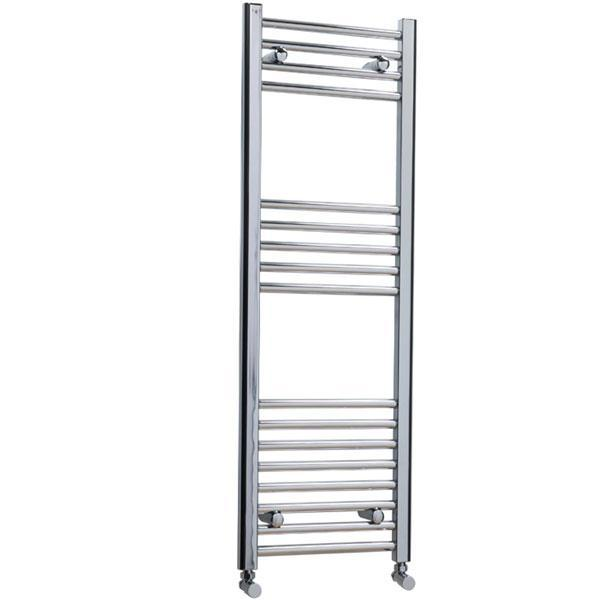 Cassellie York Straight Heated Towel Rail - 1200mm x 400mm