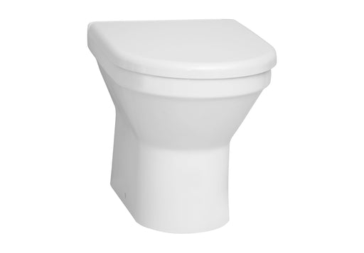 Vitra S50 Back to Wall Toilet Pan, White
