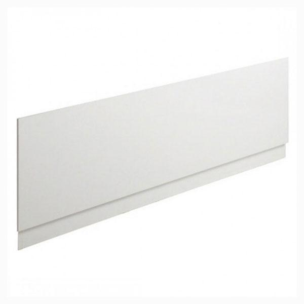Cassellie MDF Adjustable Bath Front Panel - 1800mm Wide - White