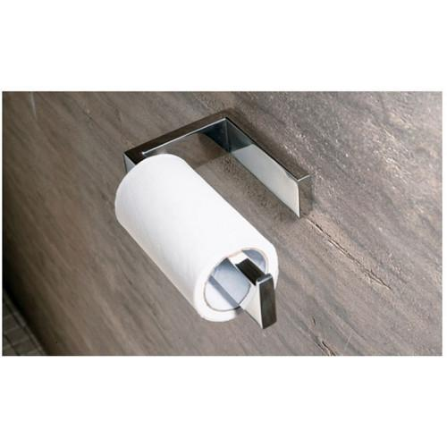 Abacus Pure Stainless Steel Toilet Roll Holder