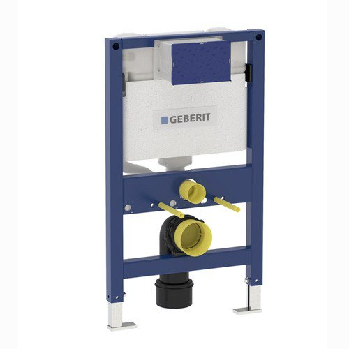 Geberit DUOFIX WC Frame, PreWall Model, with 150mm Kappa Cistern, 820mm High