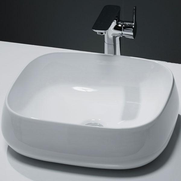 Cassellie Vessel Counter Top Basin - 450mm Wide - 1 Tap Hole