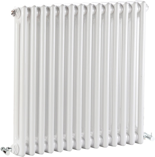 Bayswater Traditional Nelson Double Radiator 600 x 650mm