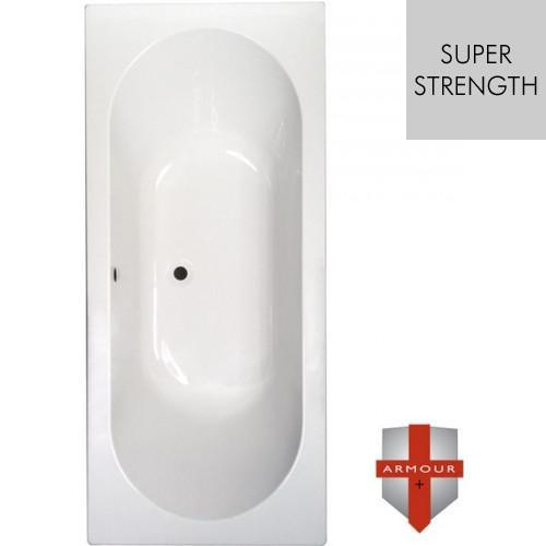 Abacus Series 1 Super Strength Double Ended Bath 1700 x 750mm