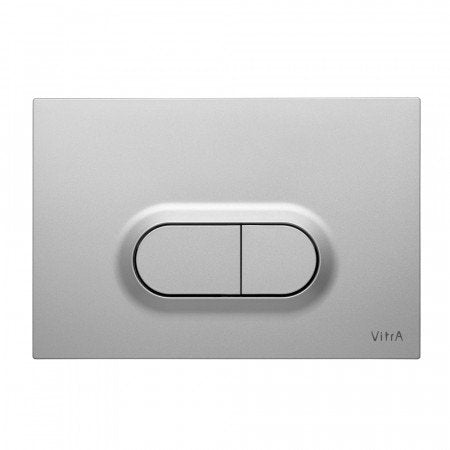 Vitra Loop O Dual Flush Plate (Anti-fingerprint)