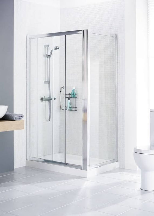 Lakes Classic Shower Door Side Panel 800mm Wide