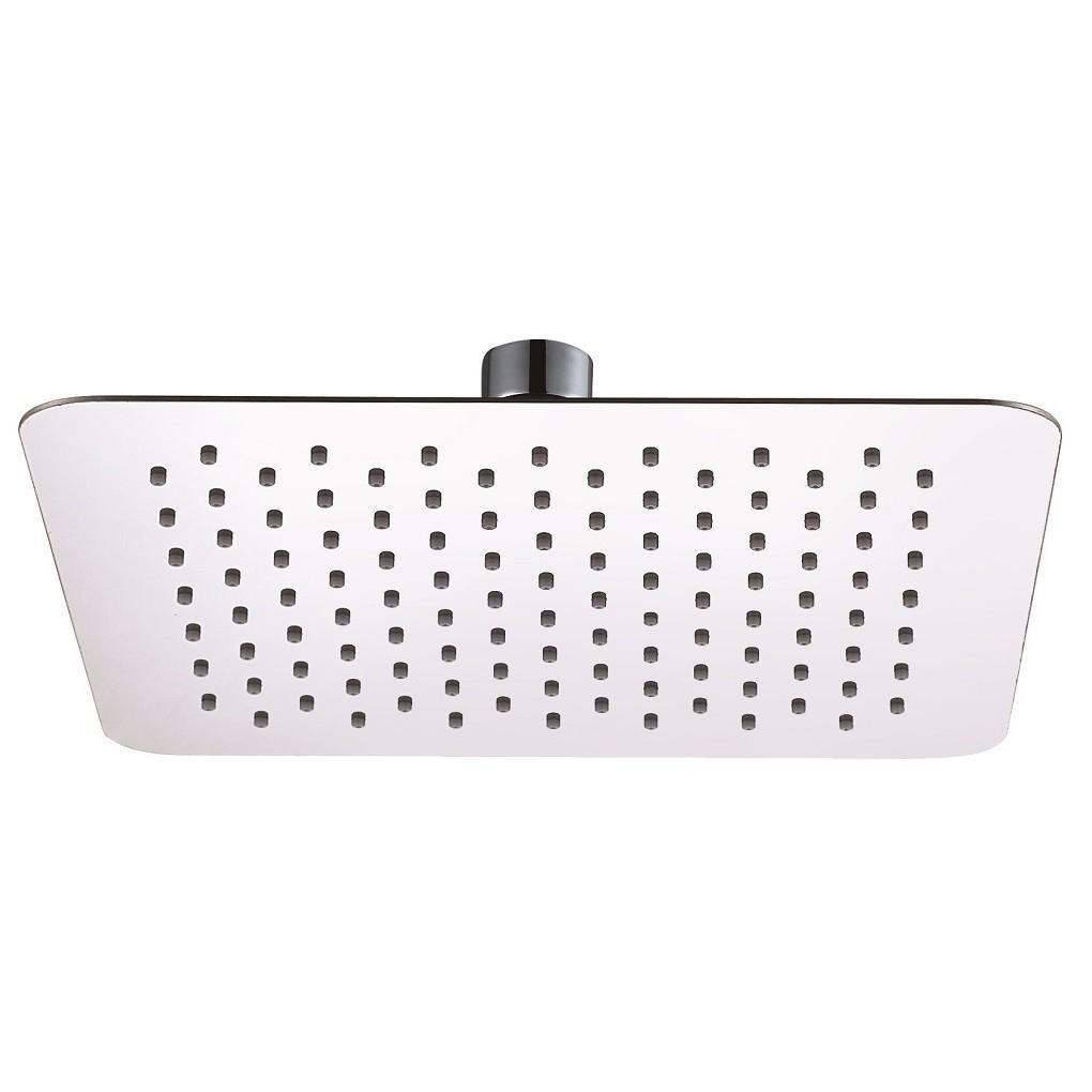 RAK Square Ultra Slim Shower Head 250mm Wide