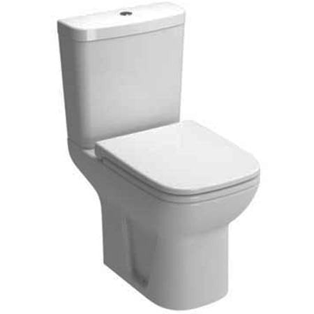 Vitra S20 New Close Coupled WC Pan (Open) - Pan Only