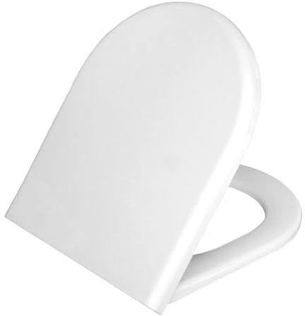 Vitra FORM 300 Toilet Seat and Cover, White
