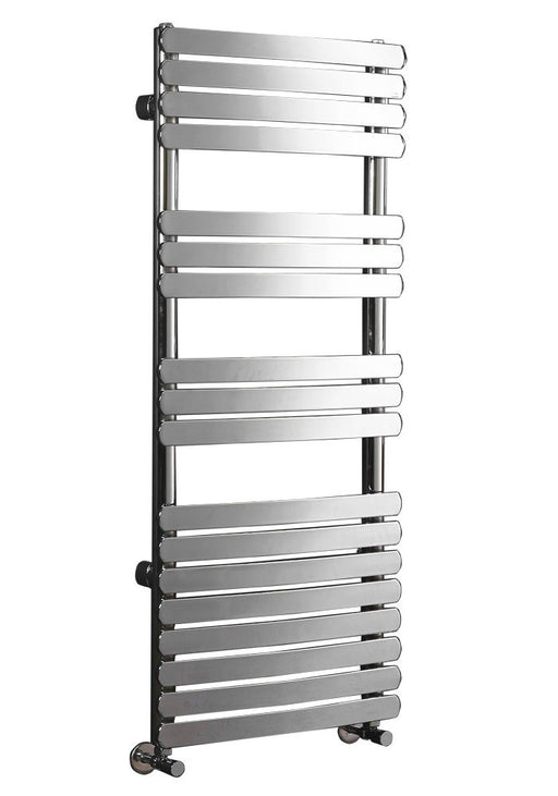 CLEARANCE Phoenix Olivia Curved Towel Rail 500 x 1200mm - RA161