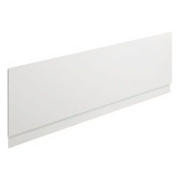 Cassellie Plastic One Piece Front Panel - 1700mm x 510mm - White