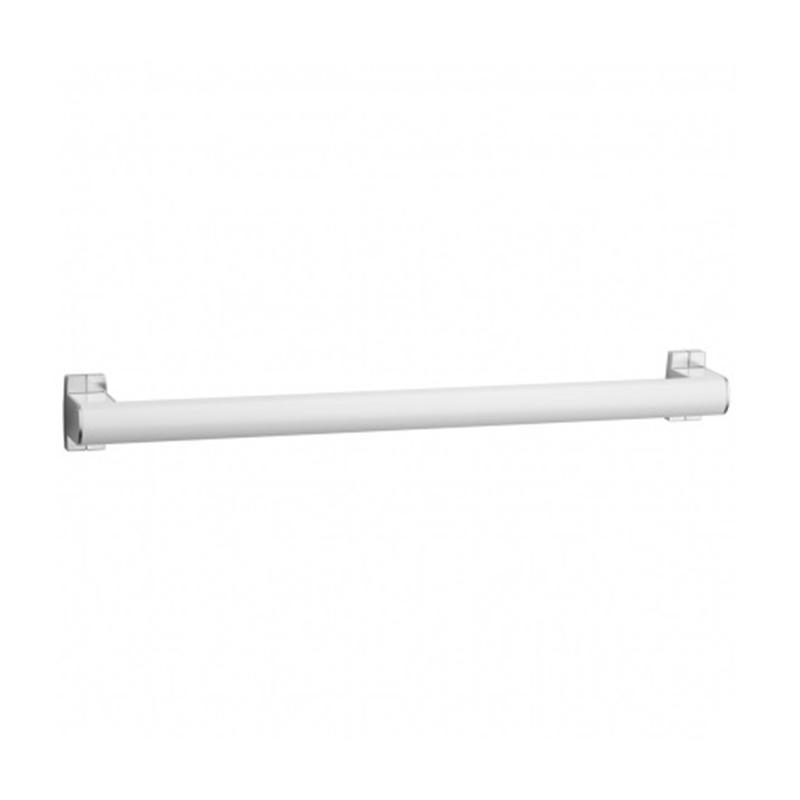 Abacus Pellet Assisted Living Products Arsis Grab Bar 600mm White Chrome