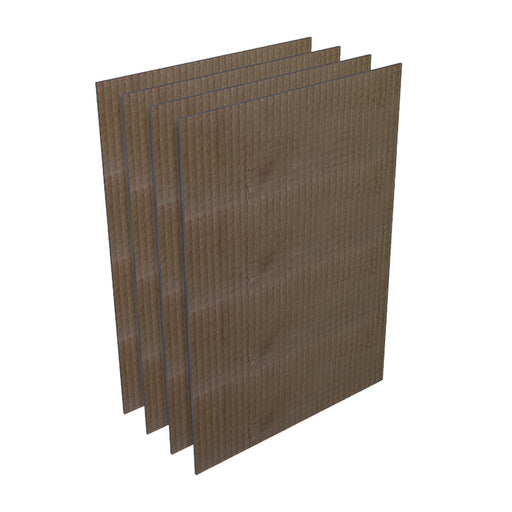 CLEARANCE Abacus Elements Wall Panelling Kit - Includes 4x 1200x900x12mm Boards