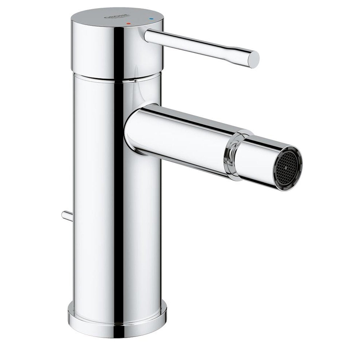 Grohe Essence S-Size 1/2 inch Bidet Mixer Tap with Pop-up Waste - Chrome
