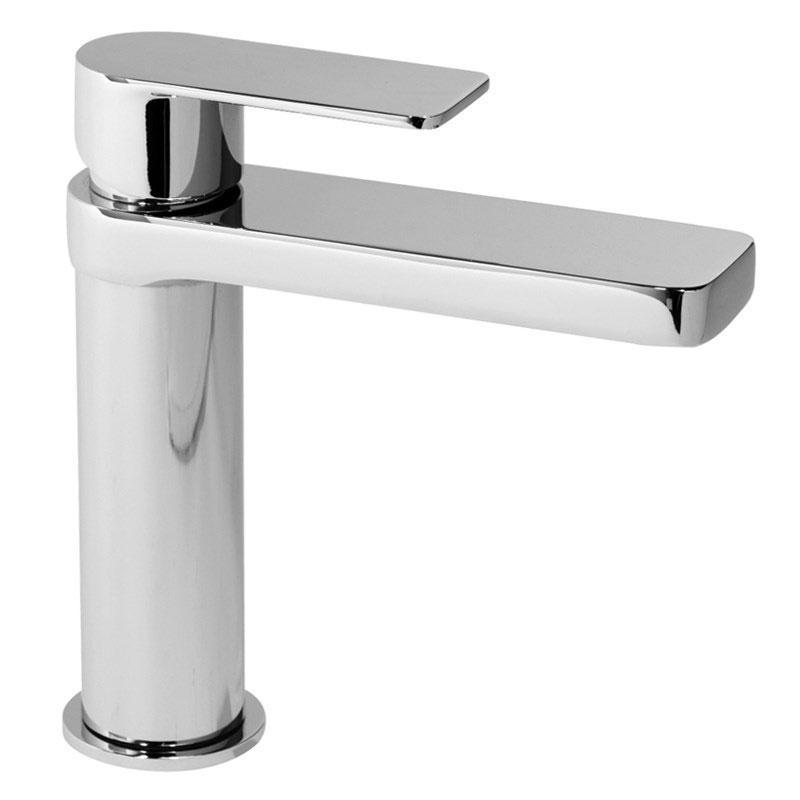 Cassellie Wind Mono Basin Mixer Tap - Deck Mounted - Chrome