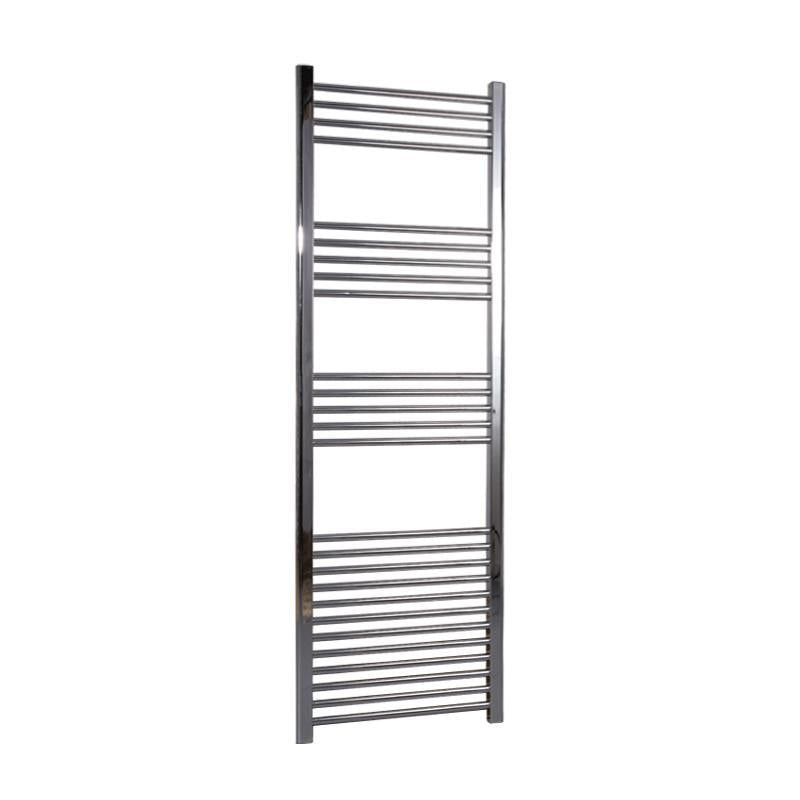 Abacus Essentials Prima Flat Chrome Towel Warmer 1800x600mm PETW-FC-1860