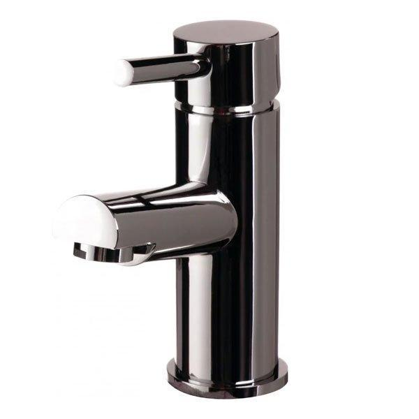 Cassellie Dalton Mono Basin Mixer Tap Deck Mounted with Click Clack Waste - Chrome