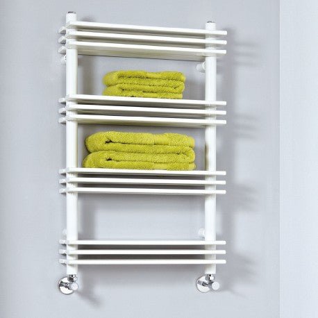 CLEARANCE Phoenix Jade 500 x 800mm Designer Radiator White