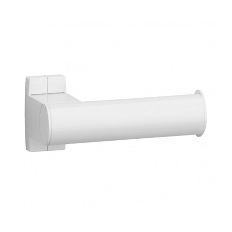 Abacus Pellet Assisted Living Products Arsis Toilet Roll Holder Single White