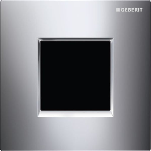 Geberit Sigma30 Urinal Flush Electronic Mains Gloss/Matt/Gloss