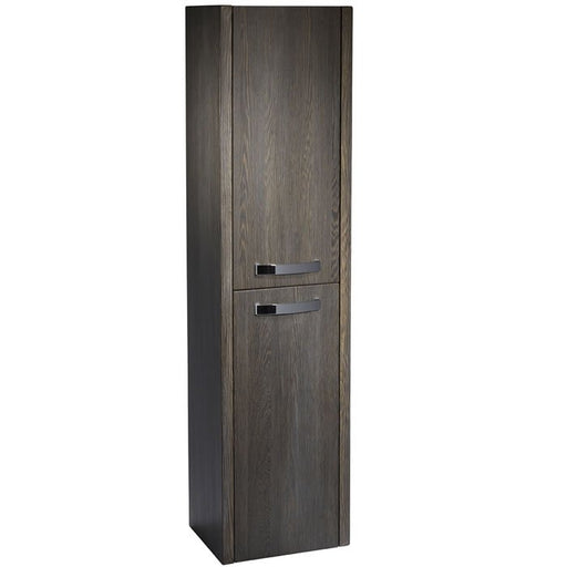 Tavistock IMPACT Tall Storage Unit, Wall Mounted. 330Mm Wide, Java