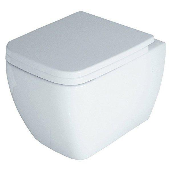 RAK Metropolitan Back to Wall Toilet WC 525mm Projection - Soft Close Seat