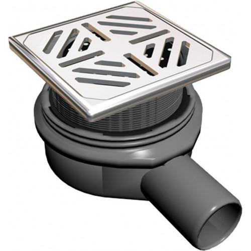 Abacus Elements - Square Drain Waste
