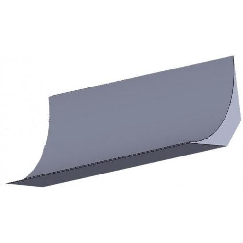 Abacus Elements - Internal Radius Decor Trim 500mm Radius