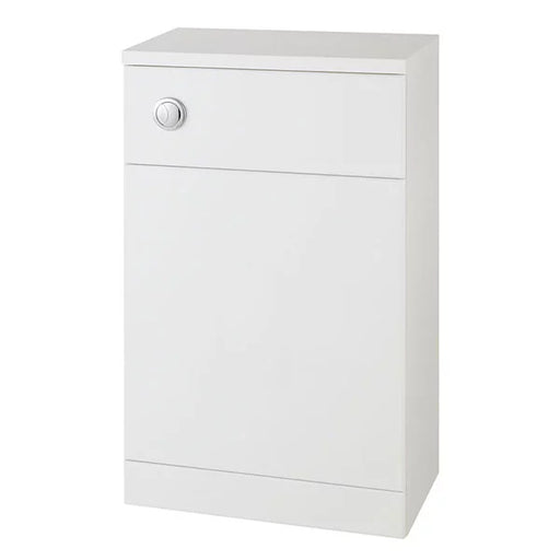 CLEARANCE Kartell Evolve Back to Wall WC Toilet Unit 500mm Wide x 300mm Deep White