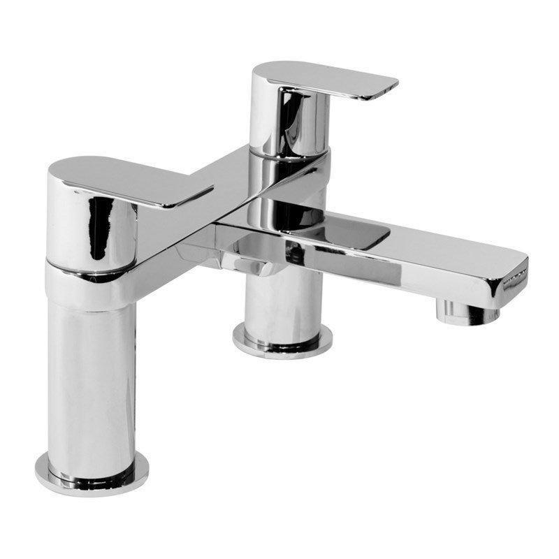 Cassellie Wind Bath Filler Tap - Chrome