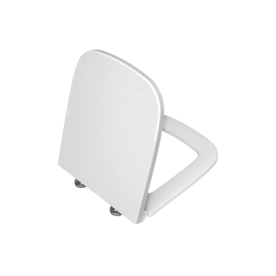 Vitra S20 Toilet Seat and Cover, Soft Close, White