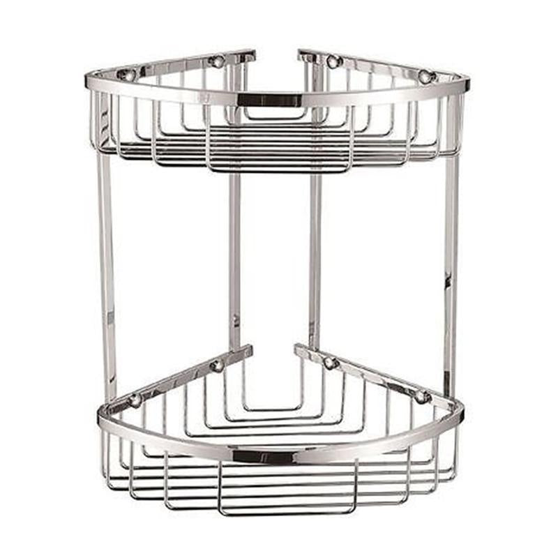 Abacus Essentials Classic Wire Basket - Double Shelf