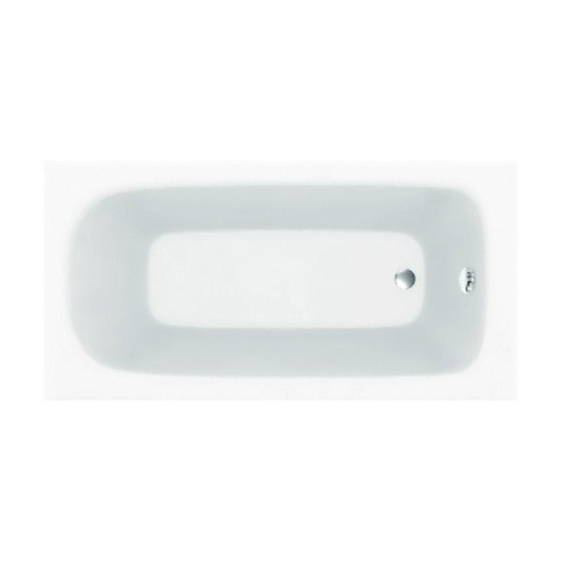 Cassellie Luton Rectangular Bath 1500mm x 700mm Single Ended