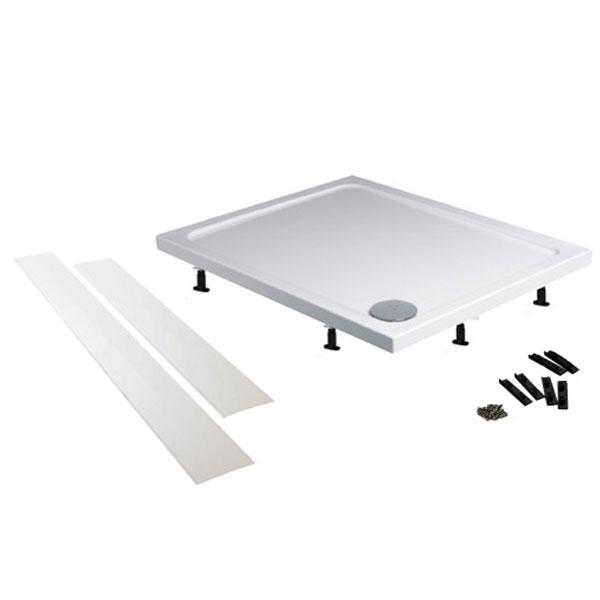 Cassellie Easy Plumb Kit with Plinth for upto 1300mm Square and Rectangle Trays