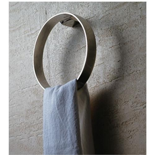 Abacus Pure Stainless Steel Towel Ring
