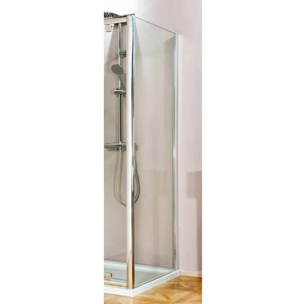 Cassellie Seis Shower Door Side Panel - 900mm - 6mm Glass