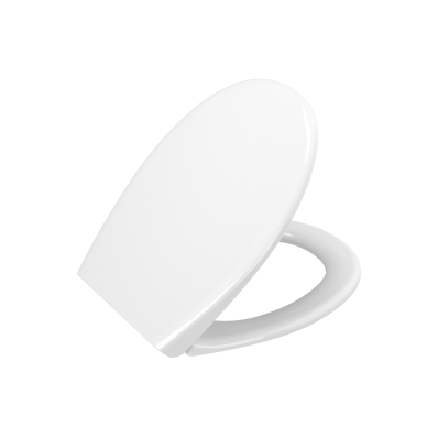Vitra LAYTON Toilet Seat and Cover, Soft Close, White