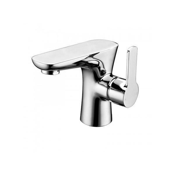 RAK Art Splash Mono Basin Mixer Tap - Chrome