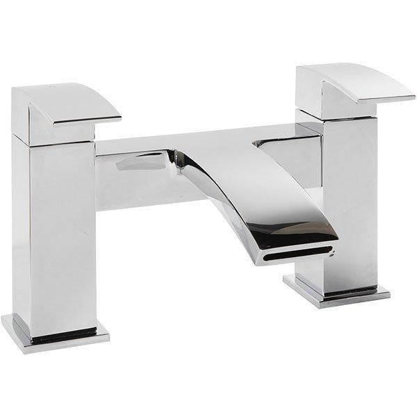 Cassellie Peak Bath Filler Tap - Chrome