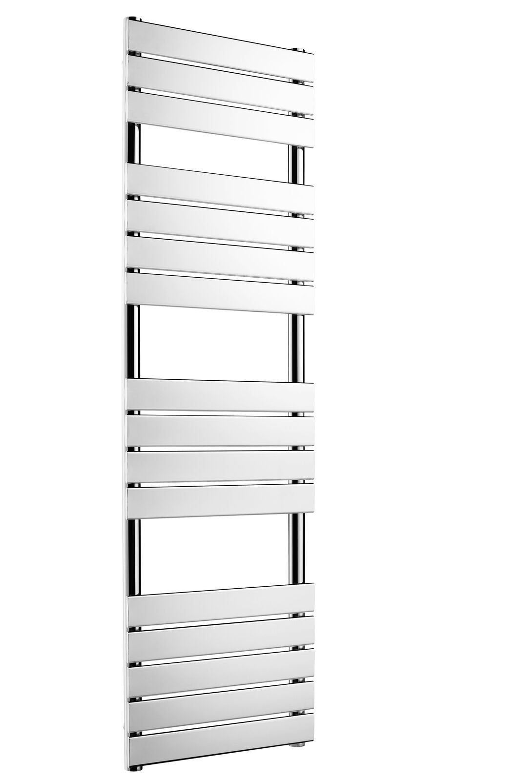 Cassellie Swift Designer Heated Towel Rail - 1600mm x  500mm - Chrome
