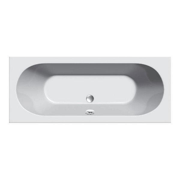 Cassellie Hilton Rectangular Bath 1700mm x 800mm Double Ended