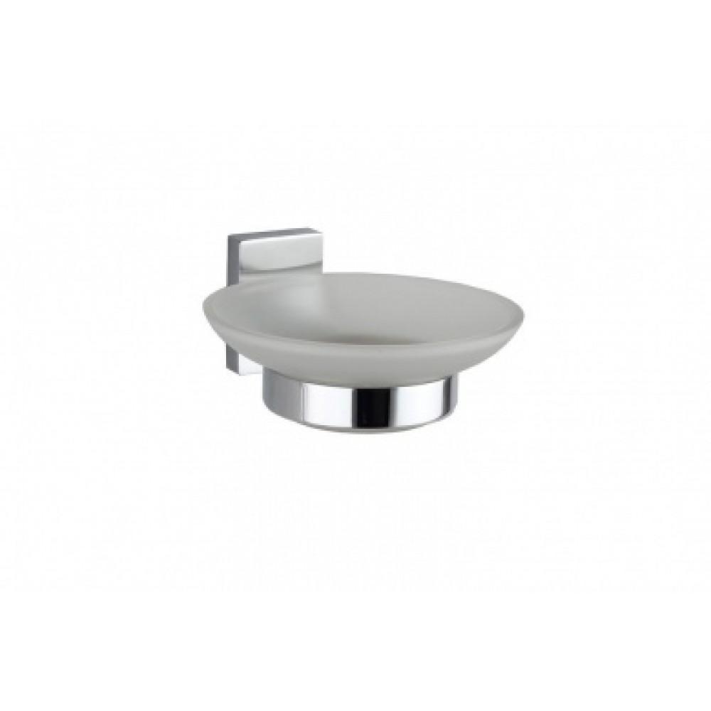 RAK Resort Glass Soap Dish & Holder