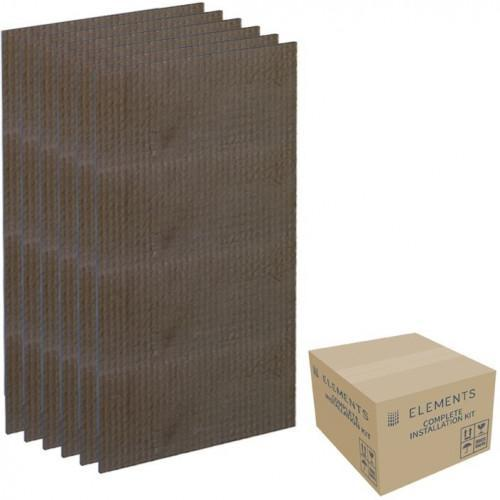 Abacus Elements - Waterproof Wall Kit 1 6mm - Coverage 4.32 M2